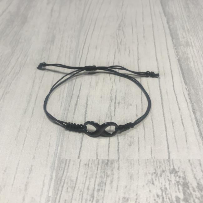 Bracelet infini en céramique