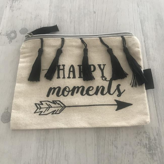 "Pochette ""happy moments"""