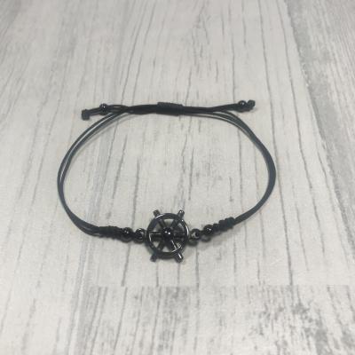 Bracelet gouvernail en céramique