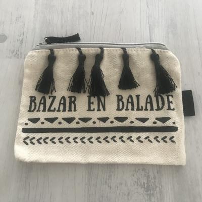 """Pochette """" bazar en balade"""""""