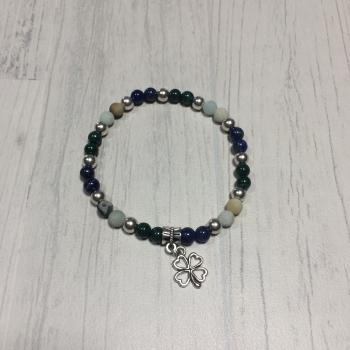 """Bracelet en pierres naturelles """"réconfort"""""""