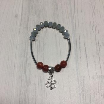 """Bracelet en pierres naturelles """" concentration"""""""